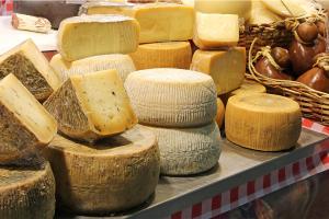 Calabrian cheeses