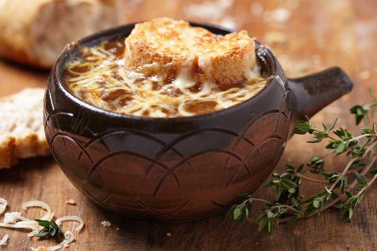 Tropea onion soup