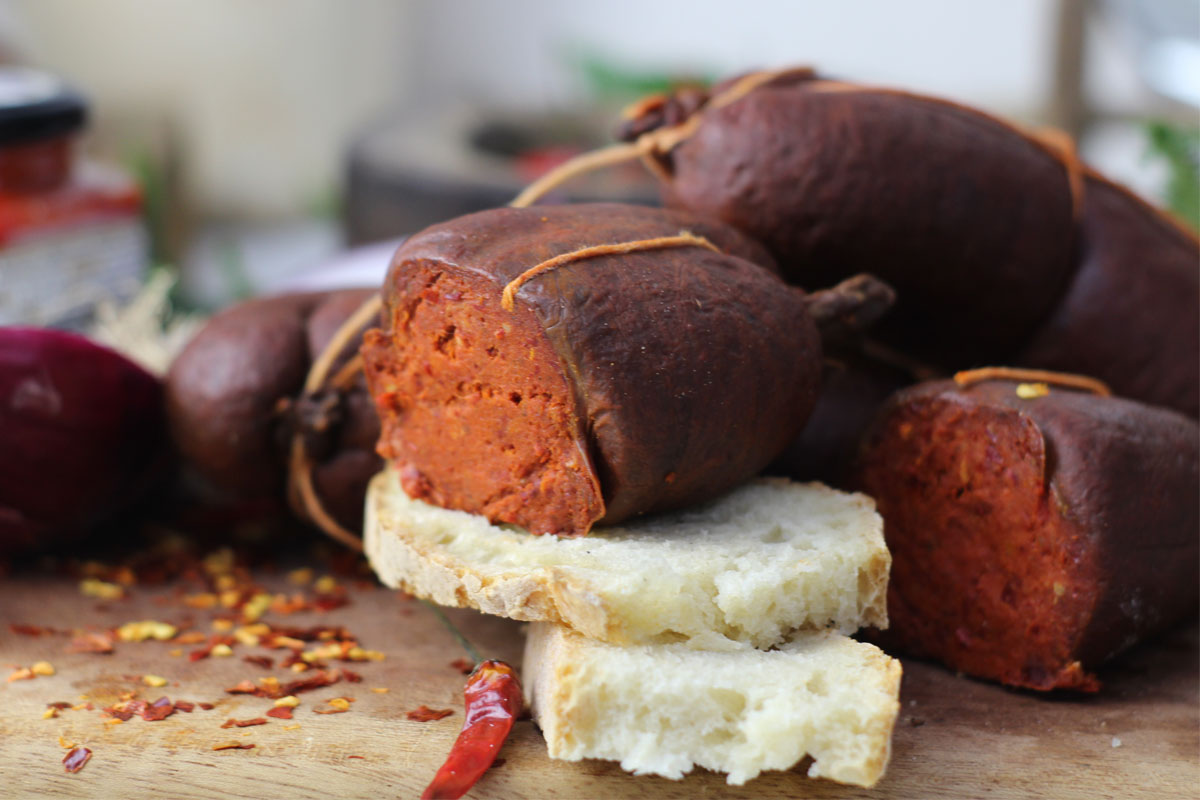 Nduja of Spilinga: history, curiosities and recipes