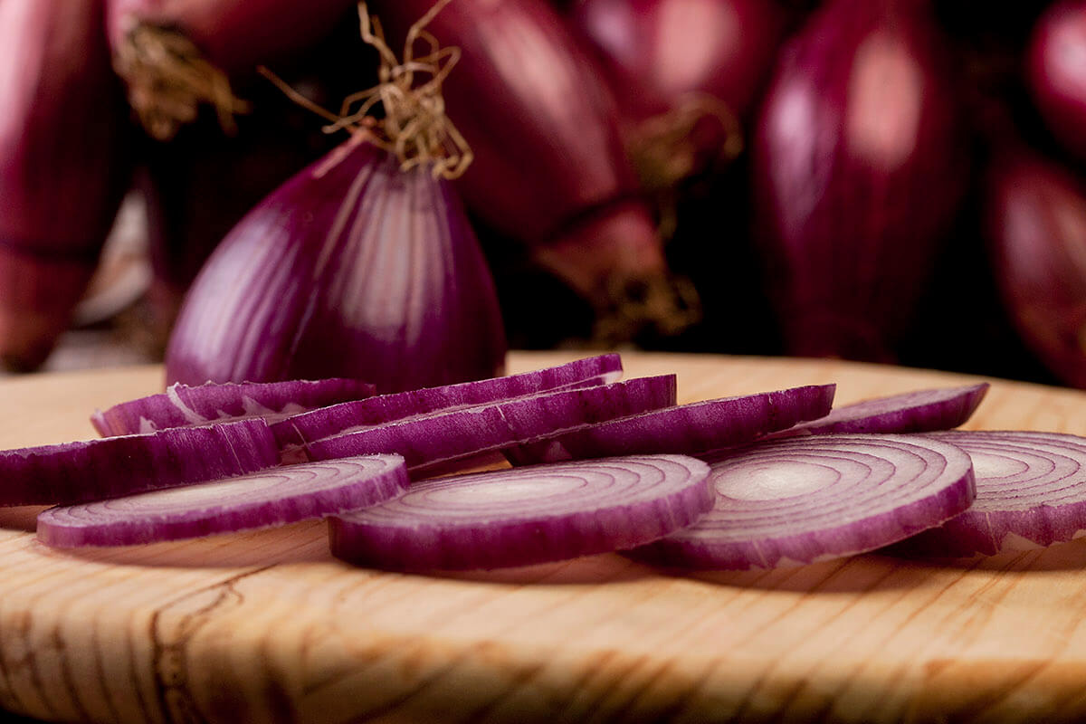 Tropea onion: the Calabrian red gold
