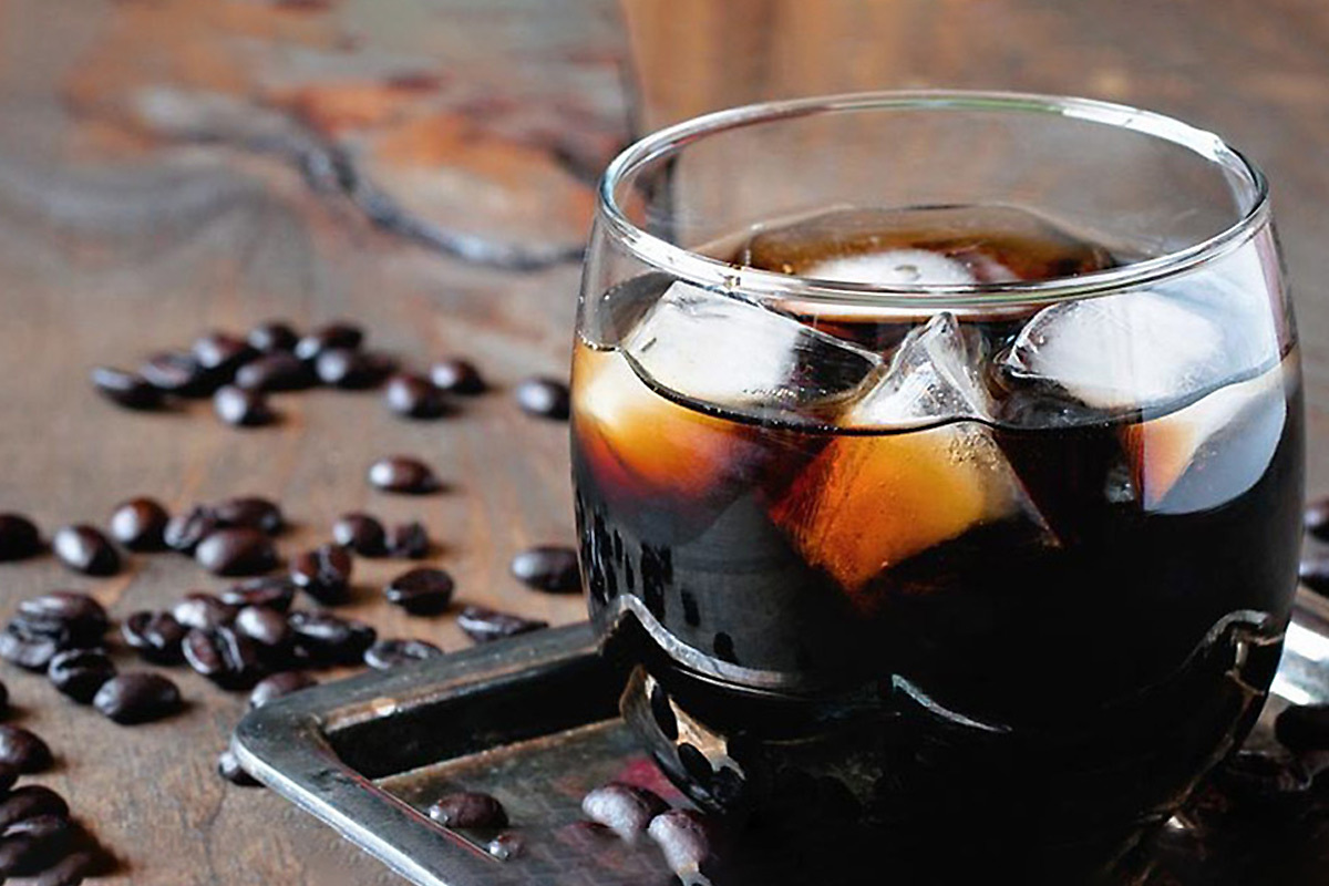 Coffee soda: a Calabrian soft drink