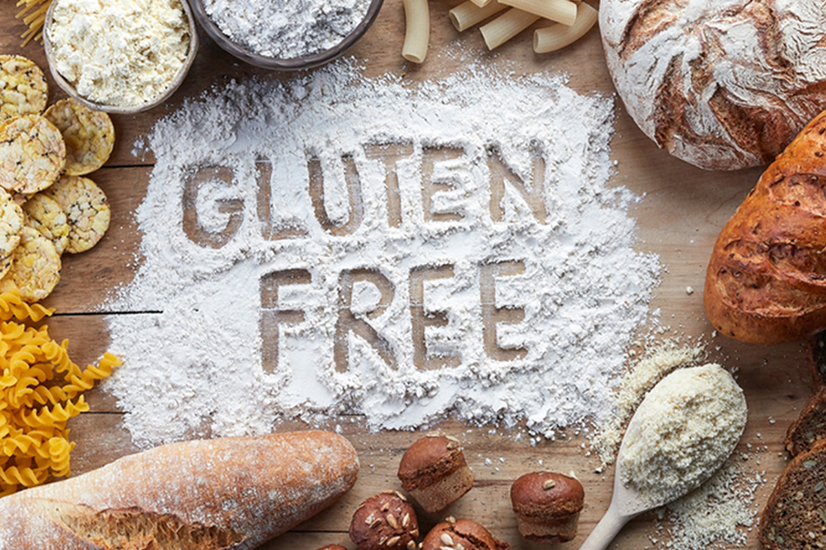 Gluten-free products: shopping tips