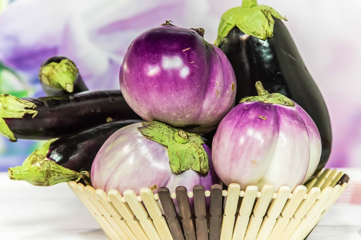 Seasonal vegetables June: the eggplant and its properties