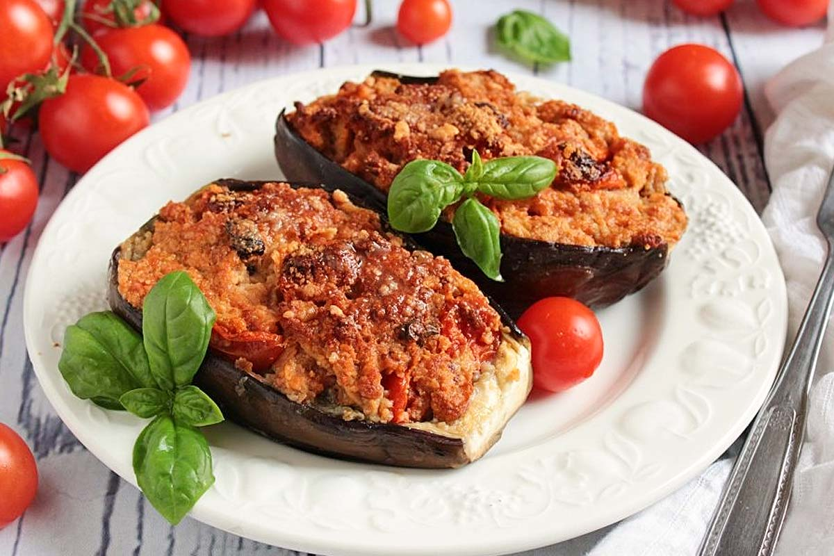 How to make the Calabrian stuffed eggplants