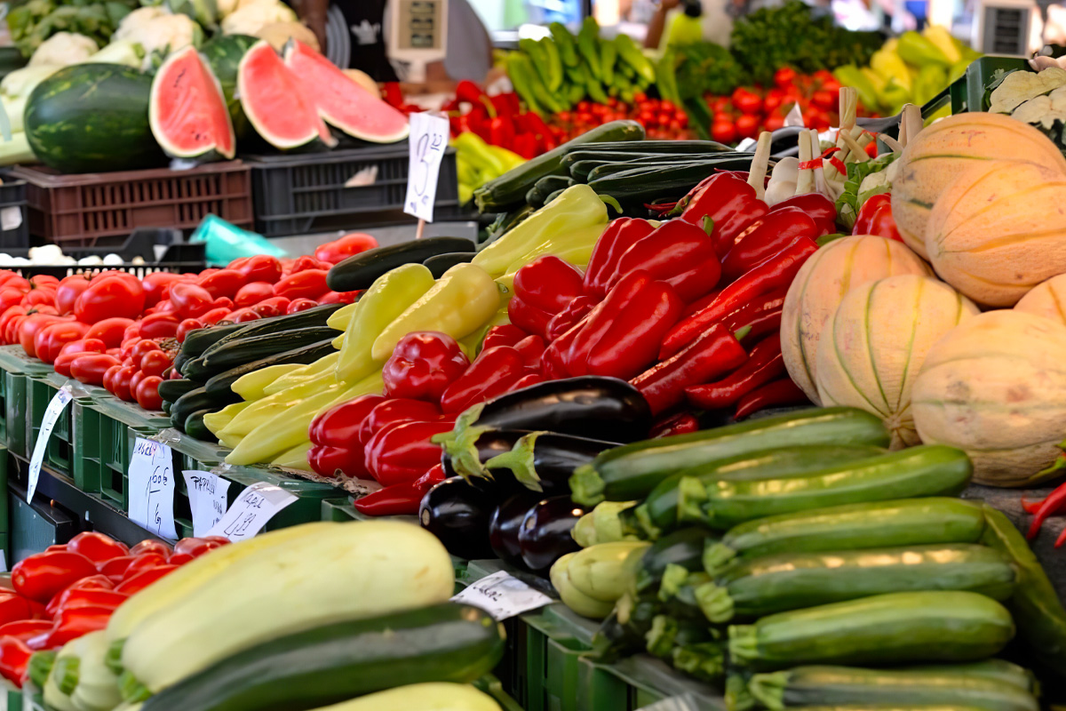 Seasonal fruit and vegetables: what to buy month by month