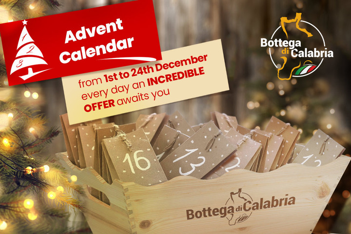 The Advent Calendar of Bottega di Calabria