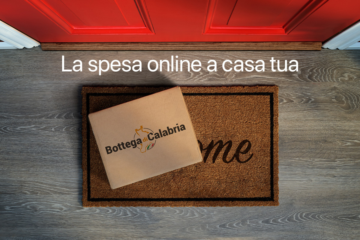 Online grocery shopping with Bottega di Calabria