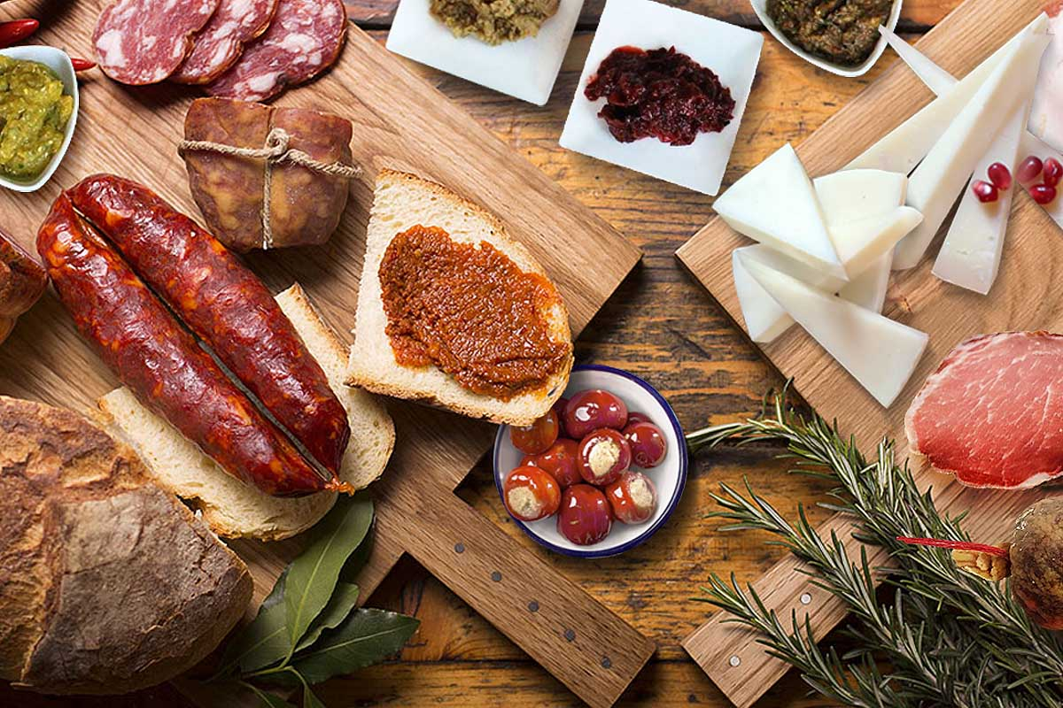 From Italy with flavour: the perfect charcuterie board