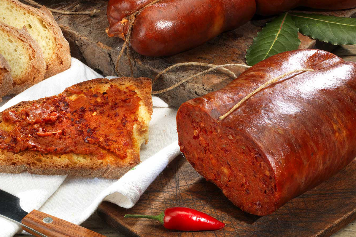 Nduja: how a poor Italian food conquered London