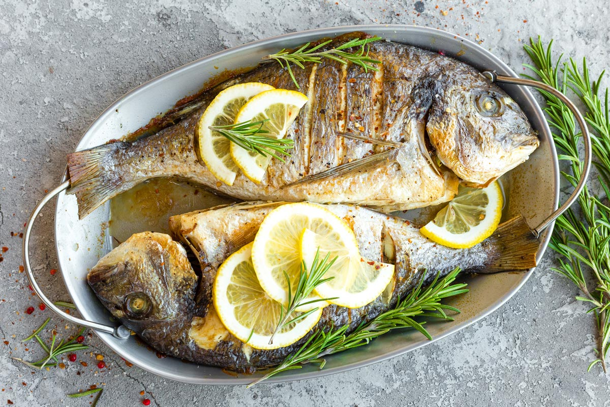 Baked fish: 5 tricks to avoid wrong cooking